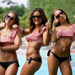 3 re acquapark istruttrici