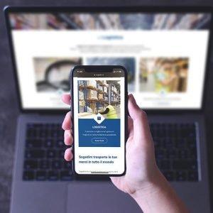 sogedim web site smartphone