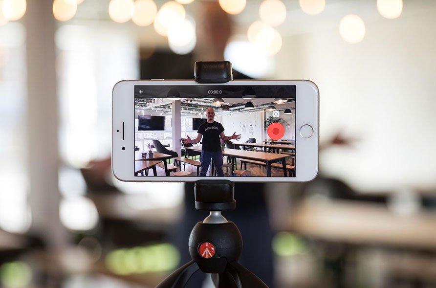 13 app live streaming video con smartphone