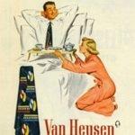 pubblicità sessiste Van Heusen