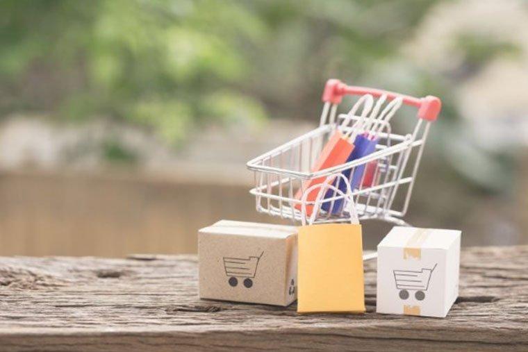 piccolo carrello e-commerce
