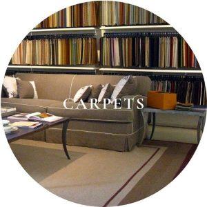 C&C Milano layout social carpets