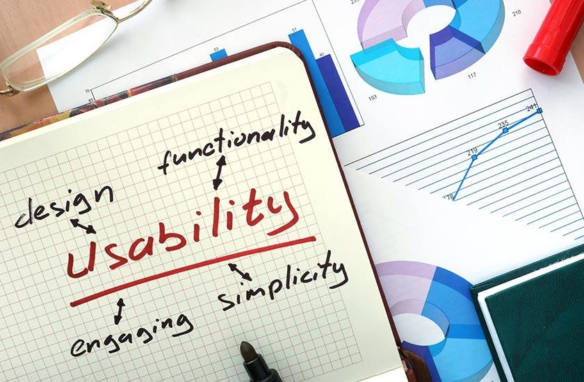 Usabilità sito web