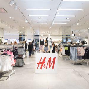 H&M Novara opening primo giorno