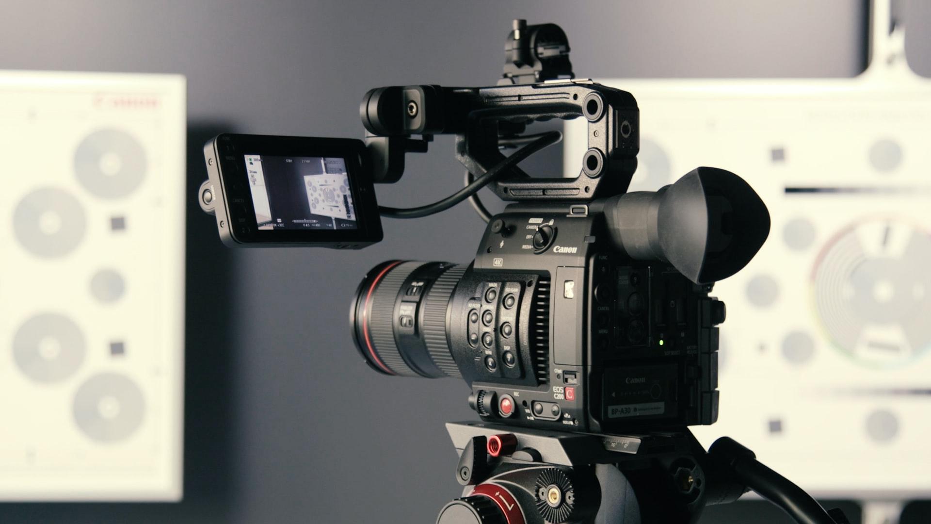 videocamera video aziendale