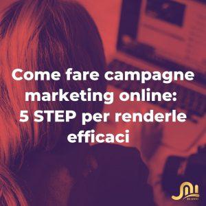 campagne marketing online